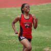 Danielle Randolph narrowly missed advancing to the finals of the 800m dash at the Region 1-4A track meet.  Randolph's preliminary time of 2:26.67 was ninth fasted.  The top eight advance to the finals.