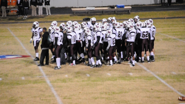 WFR Playoff FOOTBALL 2010
