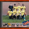 Cavs 5x7 Team