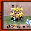 76ers 8x10 team