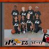 Bulls 5x7 Team