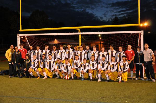 WHRHS Team photos