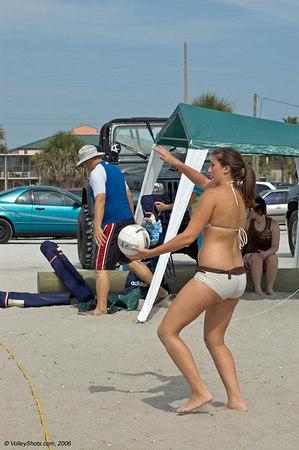 WJRR Cocoa Beach Volleyball Tourney, Jun 2006