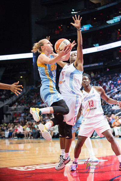 WNBA Atl Dream vs Chicago Sky