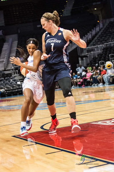 WNBA Atl Dream vs Connecticut Sun