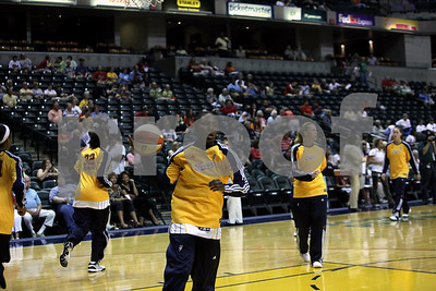 WNBA: Indiana Fever vs San Antonio Stars 09