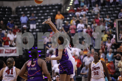 WNBA: Indiana Fever vs Phoenix Mercury