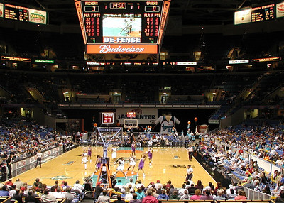 WNBA: LA Sparks at Cleveland Rockers