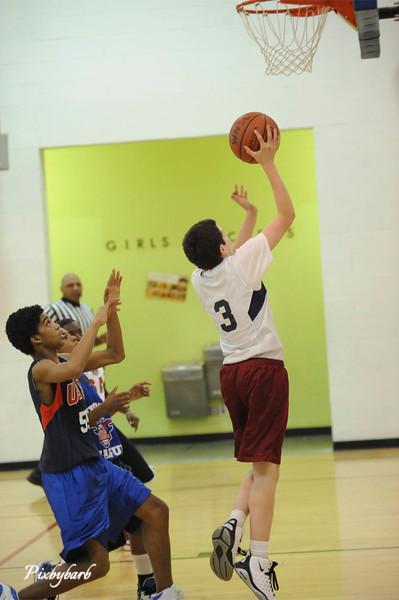 WNSL BB Tournament 3-5-09