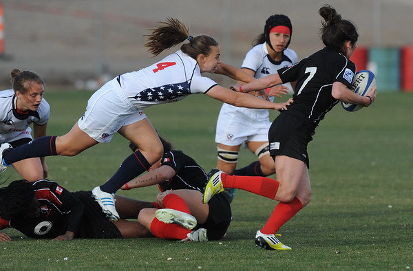 WOMEN'S RUGBY 2013