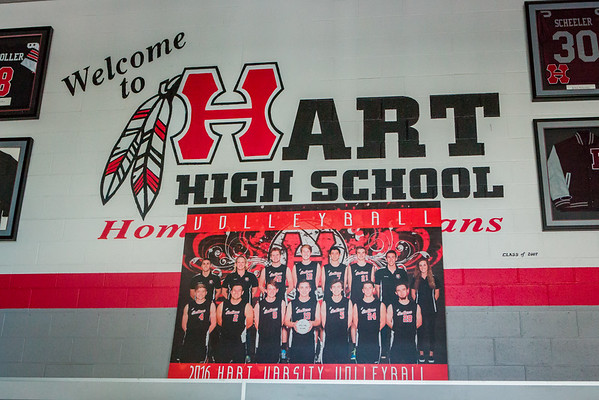 04'21'16 Varsity vs Hart