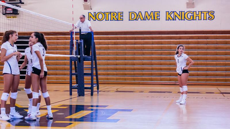 08'16'18 Freshmen Girls vs S.O. Notre Dame