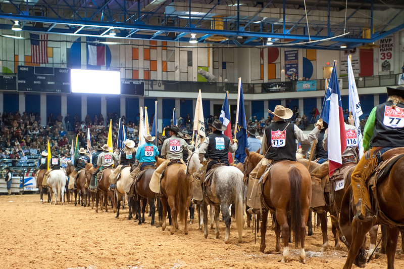 Shaie Williams for Working Ranch Magazine. WRCA 21st World Championship Ranch Rodeo  held at Amarillo Civic Center  in Amarillo, TX  on November 12, 2016.