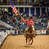 Shaie Williams for AGN Media. WRCA 22nd World Championship Ranch Rodeo held at Amarillo Civic Center  in Amarillo, TX on November 9, 2017.