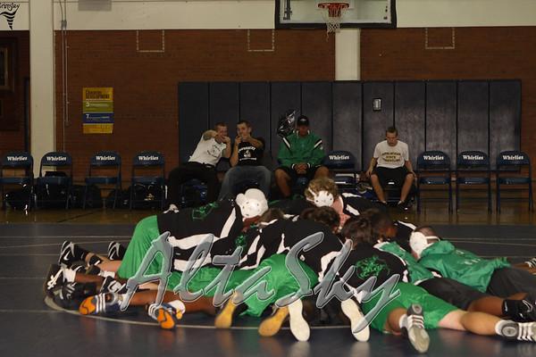 SW HS vs GRIMSLEY HS 11-23-2010