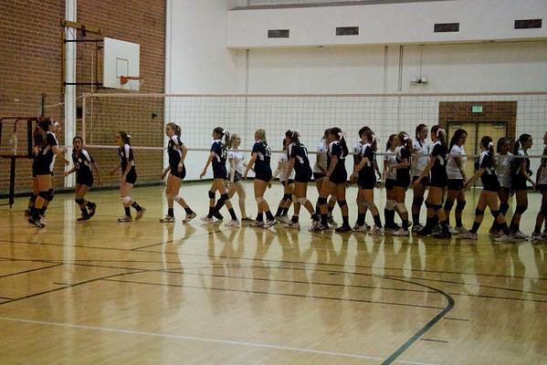 Frosh vs Canyon Oct. 18, 2011