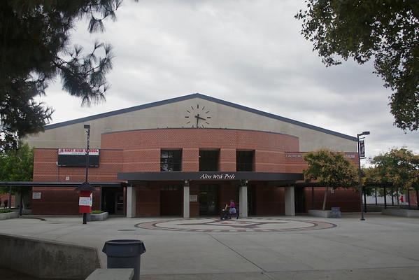 JV vs Hart Oct. 6, 2011
