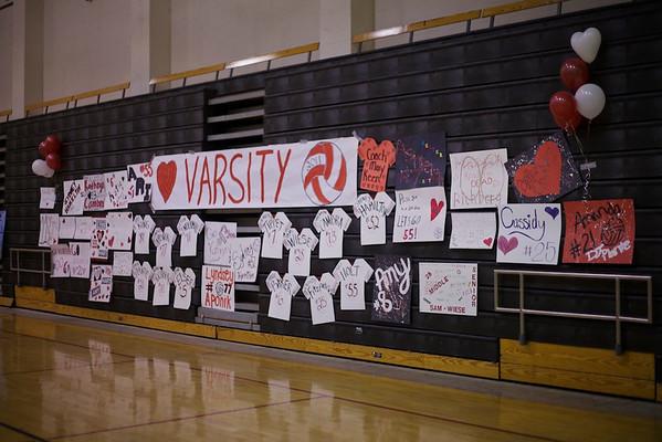 Varsity vs Hart Oct. 6, 2011
