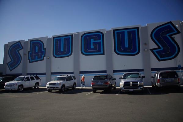 Varsity vs Saugus Oct. 13, 2011
