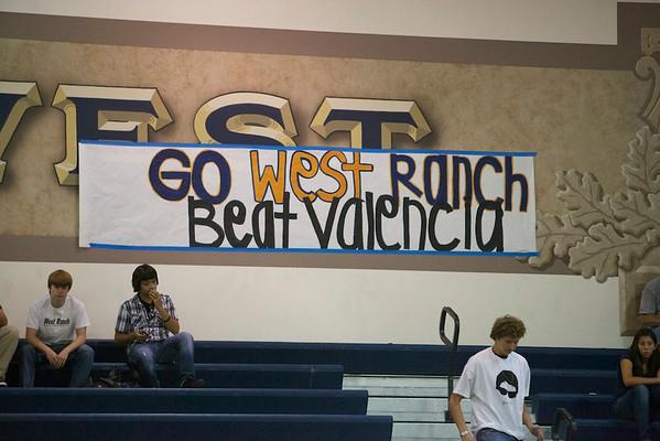 Varsity vs Valencia Oct 11,2011