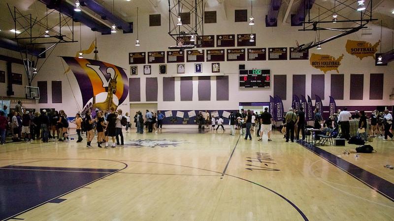 Varsity vs Valencia Oct. 27, 2011