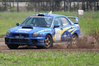 WRX Drift