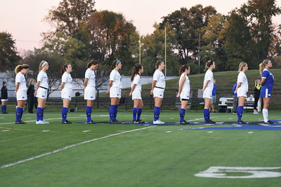 Women's Soccer vs. Evansville