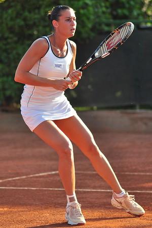 Flavia Pennetta at WTA Palermo 2009