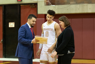 Willamette University (M) Basketball vs. Lewis and Clark - February 16th, 2019 Senior Night
