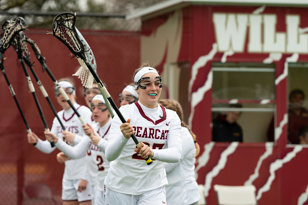 Willamette University (W) Lacrosse vs. Johnson & Wales University, February 24th, 2019