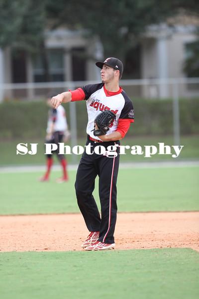 Joey Gonzalez, #3, Elite Squad