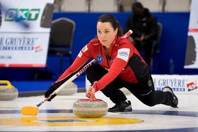 LGT World Women's Curling Championship 2021