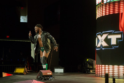 WWE NXT at the Roy Wilkins Auditorium