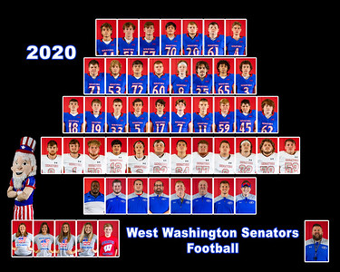 Football Team Composite 2020