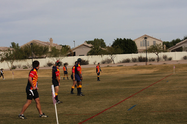 Phoenix Storm v. Scottsdale Blues @ WWRF