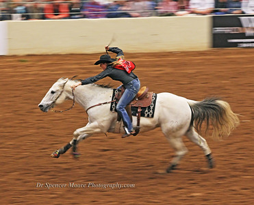 Barrel Racing Waco, Texas, January 2012