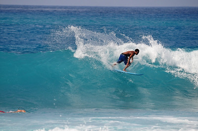 Waikoloa Surf 1/10/08
