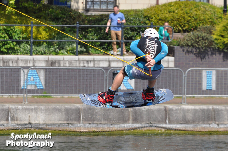 Wakeboarding