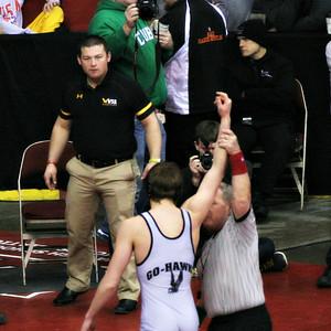Go Hawks Session 1 2015 State Wrestling