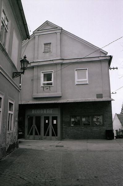 kino v Úštěku