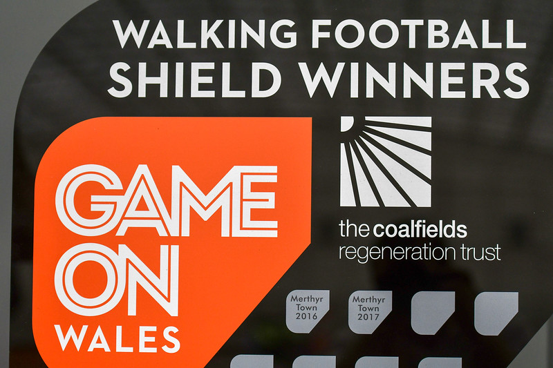 Game on Wales - Walking Football Tournament