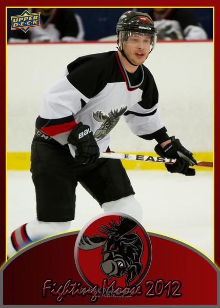 Hockey Card J1