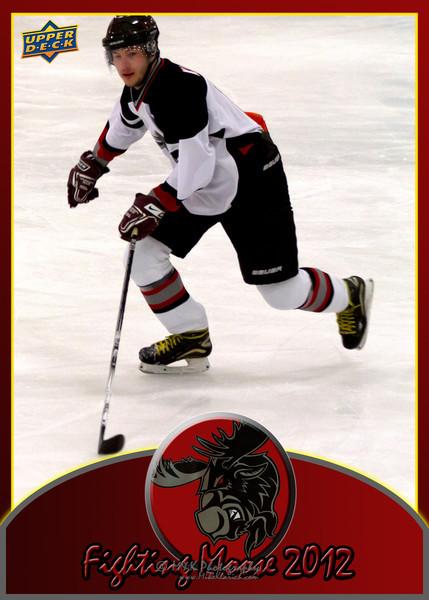 Hockey Card 6