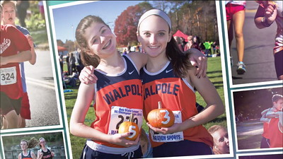 2015 XC Season - Walpole High School Cross Country Teams