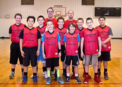 Carter Poyner team photo