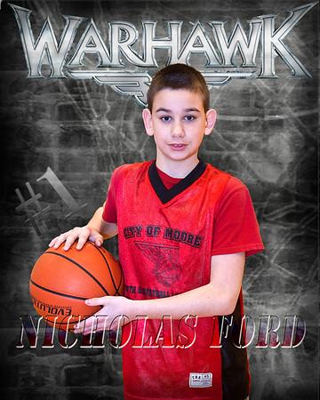 Nicholas Ford Cover