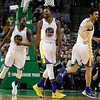 Warriors Celtics Basketball