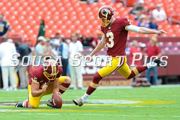 St. Louis Rams vs Washington Redskins 9.20.15
