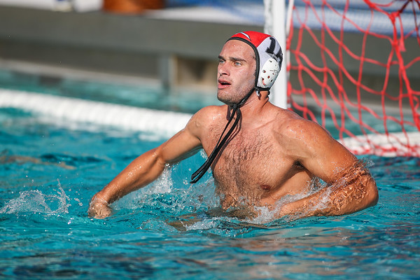 Ransom Boys Water Polo, 2017.  Semifinal game