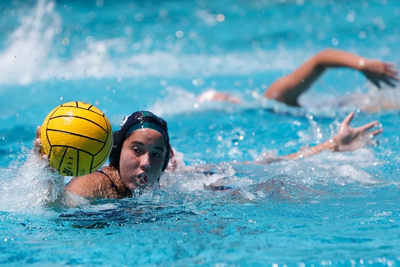 Ransom Girls' Water Polo States RE vs. Lake Brantley.  RE won 19-3